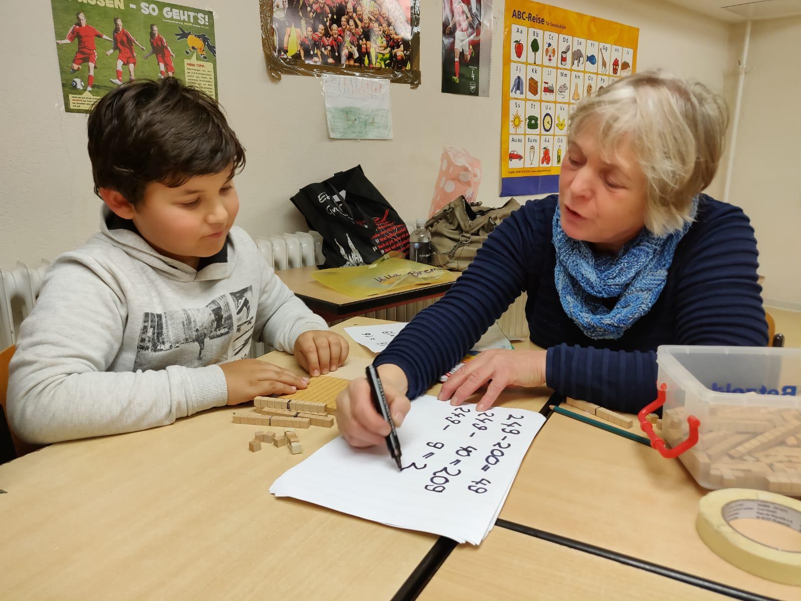 Expertin Ursula Bremer unterstützt als pädagogische Beraterin
